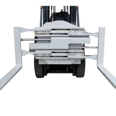 2級叉車附件旋轉叉形夾具,長1220 mm